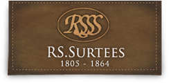 R.S. Surtees Society | A Learned Society dedicated to the works of RS Surtees