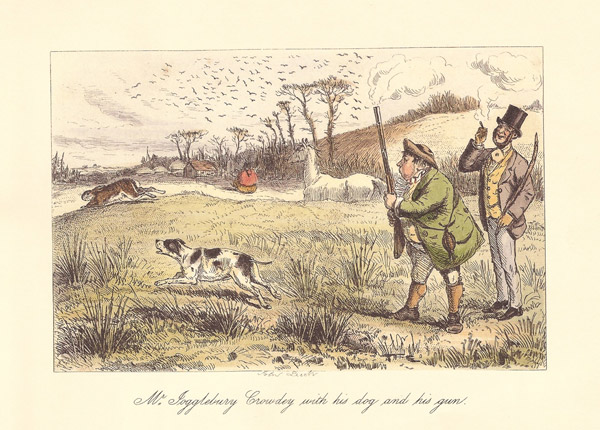 Mr Fogglebury Crowdey