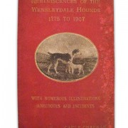 Reminiscences of the Wensleydale Hounds